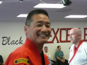 Master Instructor Martial Arts Pleasanton Tae Kwon Do